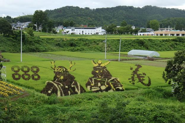 小野川温泉にて