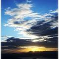 写真: 日出 (Sunrise , 日の出)