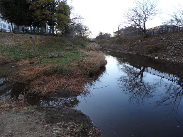 右は東京、左は神奈川