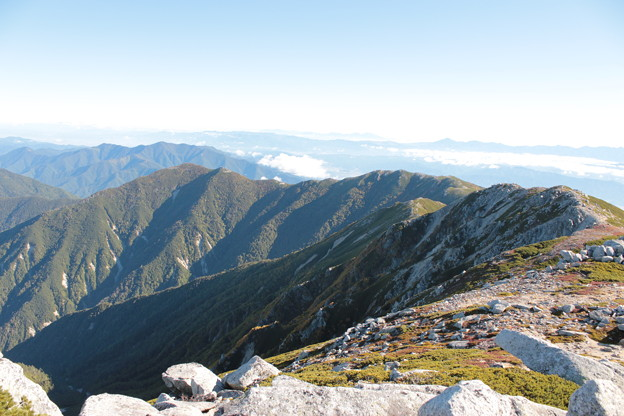 木曽駒ケ岳1