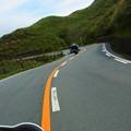 Photos: 阿蘇を環状に囲む東側ルート R265にて 先頭 いちよん号