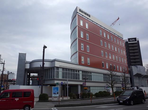 富山駅前再開発