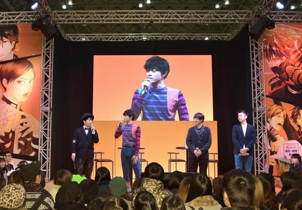 【動画】ジャンプフェスタ2017菅田将暉が「帝一の國」トークショーで熱く語る!