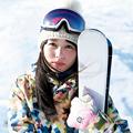 Photos: 【動画】桜井日奈子がアレキサンドロスの新曲「SNOW SOUND」のジャケットに起用!コメントあり