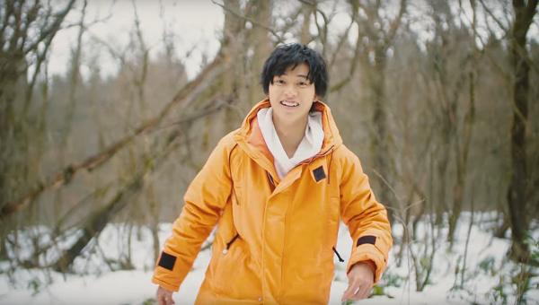 【動画】山?賢人のGalaxyの新CM「吊り橋」篇が公開!雪と戯れる賢人くんが素敵!