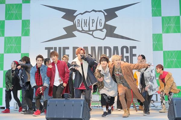 【動画】RMPGラゾーナ川崎でメジャーデビュー記念ライブを開催!8,000人のファンを魅了!