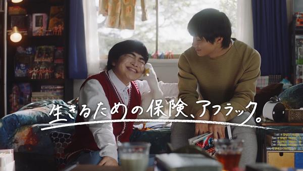 野村周平と加藤諒が初共演ながら最高のタッグを魅せる!アフラック新CMとメイキングが公開!
