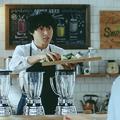 Photos: 山崎賢人が野菜生活100のスムージーバーを開店!女性客の長蛇の列で大パニック!となるはず!?
