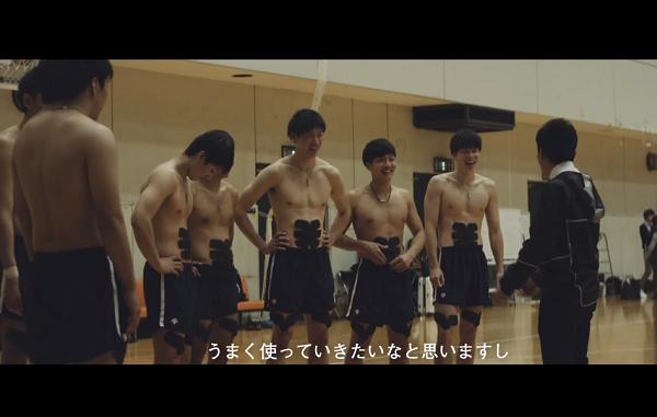【男子バレー】石川祐希ら「SIXPAD」CMで鍛えられた肉体美を披露!ファンから歓喜の声!!