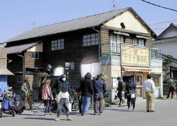 Photos: 【ロケ地】映画「ナミヤ雑貨店の奇蹟」の撮影が大分県豊後高田市で行われた!