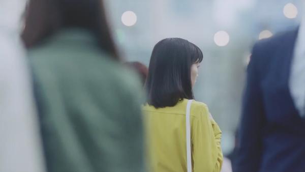 桐谷美玲「ひと目ぼれの瞬間」新CM