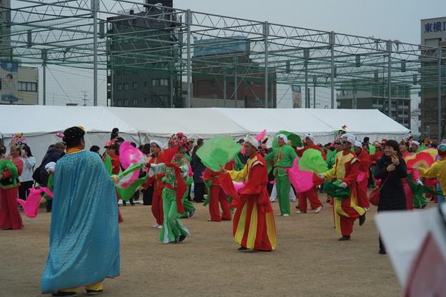 2017中国春節祭in大阪天王寺