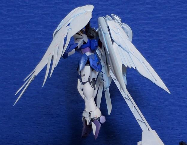 12 MG. Wing Gundam Zero EW  XXXG-00W0