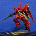 15 RG.シナンジュ MSN-06S SINANJU  '16.09