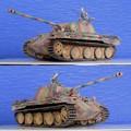 11 パンサー(ドイツ中戦車 1;35  tamiya '16.10.