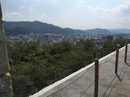 20160821津山城城(5)