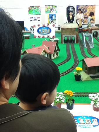 20110503新梅田シティイベント 三宝鉄道(2)