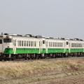 キハ40形2000番台キハ40-2020 普通小牛田行き