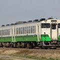 キハ48形1500番台キハ48-1514 普通女川行き