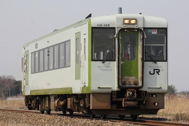 キハ110形100番台キハ110-125 普通柳津行き