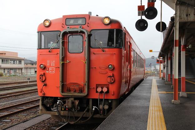 Photos: キハ40形2000番台キハ40-2034 普通長門市行き