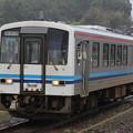 Photos: キハ120形300番台キハ120-308 普通出雲市行き