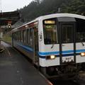 キハ120形300番台キハ120-321 普通浜田行き