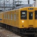 105系オカF12編成 普通岡山行き