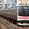 205系ケヨ81編成 試運転