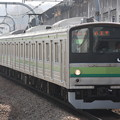 Photos: 205系クラH3編成 各駅停車八王子行き