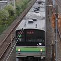 Photos: 205系クラH10編成 各駅停車八王子行き