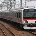 E331系ケヨAK1編成 快速東京行き