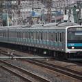 209系ウラ65編成 各駅停車南浦和行き