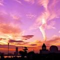 Photos: 竜巻のような雲