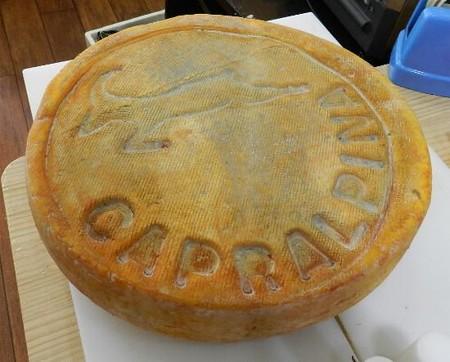 カプラアルピーナ−やぎのチーズ
