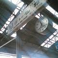 写真: 吉原中央駅でバスを待つ。