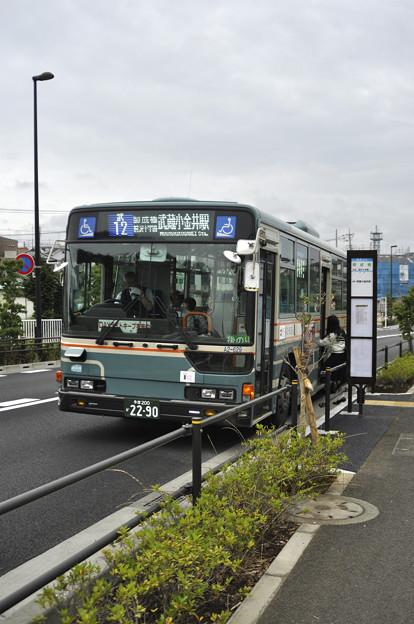 6月16日、武蔵小金井行き新路線開通(1)