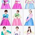 Photos: 韓服010 SNSD-tile