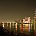 Photos: 光る信濃川