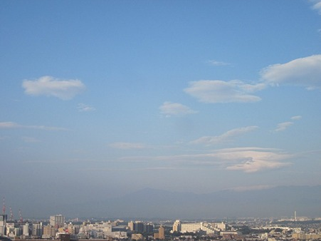 9月30日丹沢方面