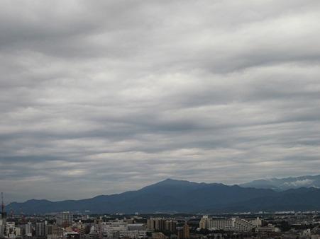 10月3日丹沢方面