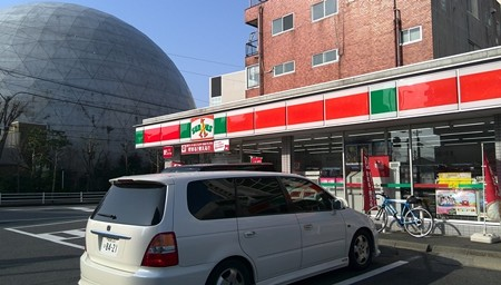 1.スタート サンクス 湘南台文化センター前店