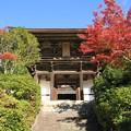 Photos: 円成寺楼門