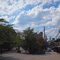 祇園白川遠景