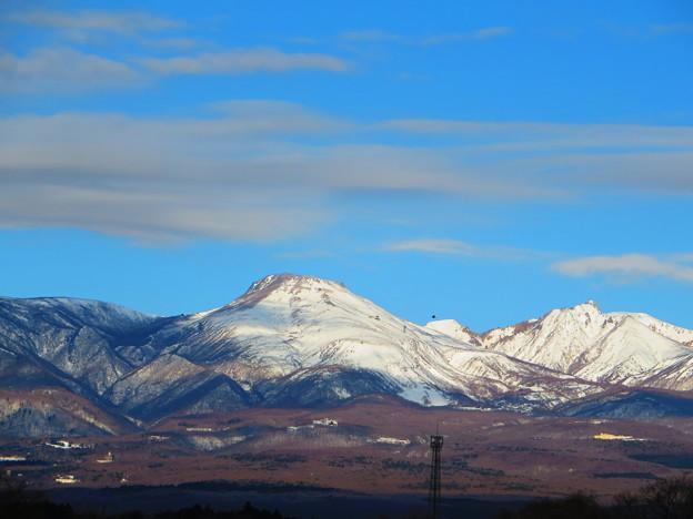 写真: 茶臼岳