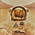 写真: Astronaut