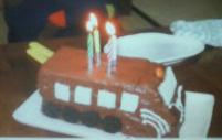 バースデーケーキ! (テーマタグネタです)