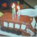 Photos: バースデーケーキ! (テーマタグネタです)