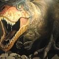 写真: 恐竜