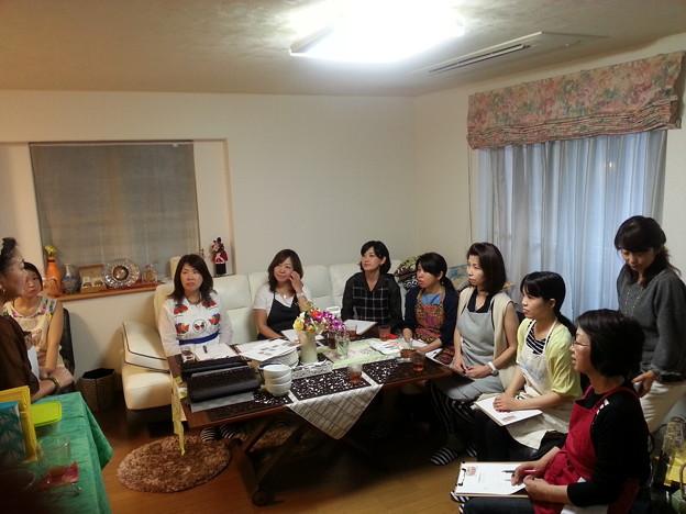 2016.5月31日(火) (1)11:00-14:00(2)18:00-21:00 Cooking Tanaka san house